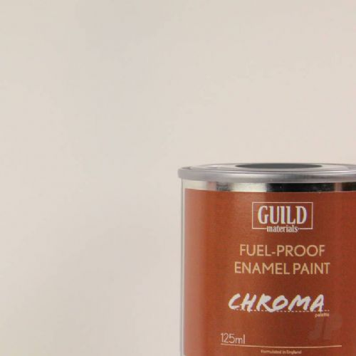 Guild Materials Matt Clear Enamel Fuel-Proof Paint (125ml Tin) GLDCHR6308